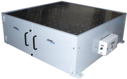 Vibration test table model VA