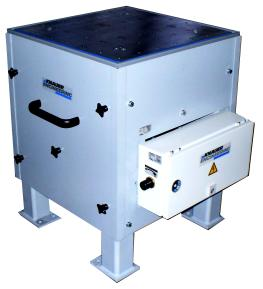 Vibration test table model VE