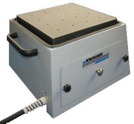 Vibration test table model VM