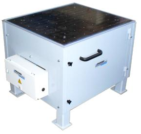Vibration test table model VS
